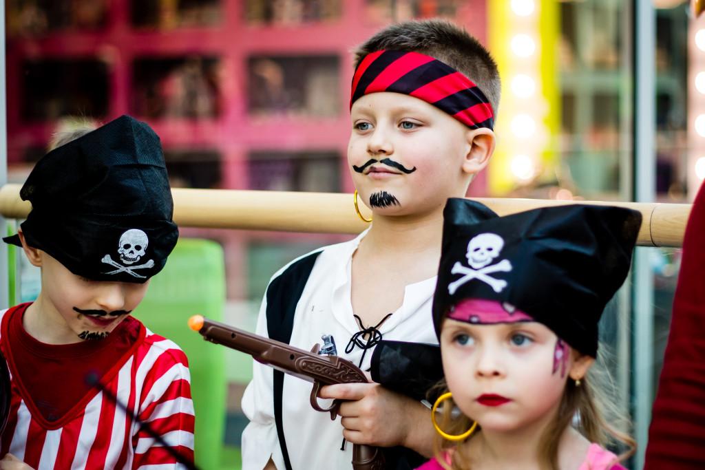 pirátská oslava funny sassy